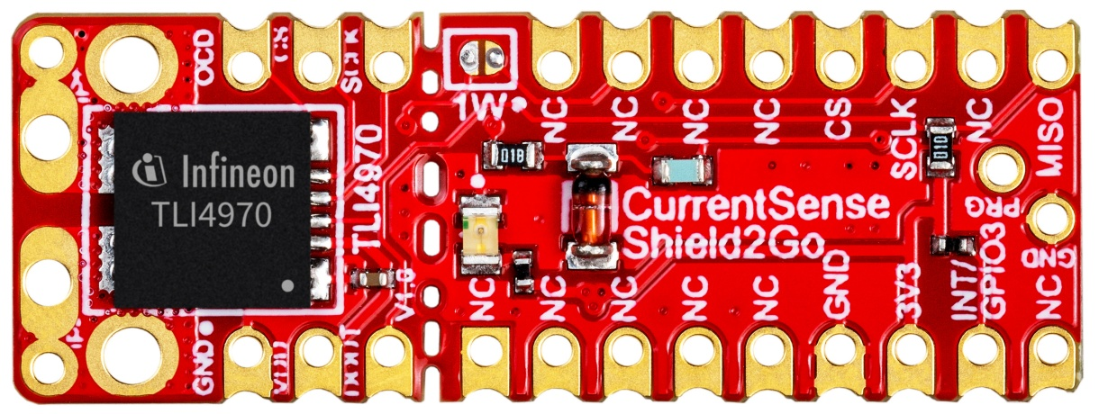 Infineon Current Sensor Shield2Go TLI4970