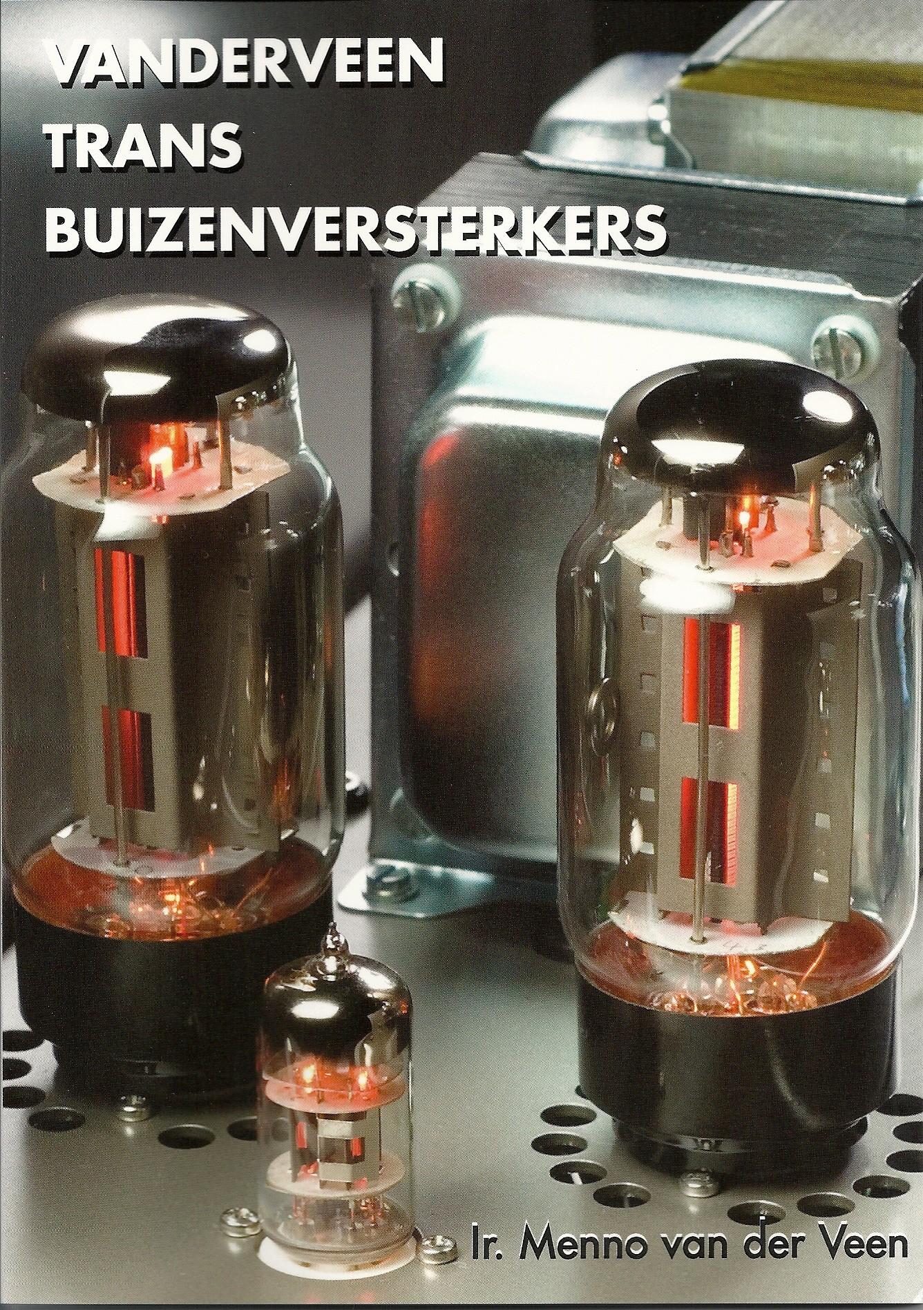 Vanderveen Trans Buizenversterkers