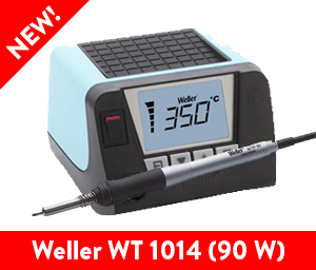 Weller WT 1014 Digital Soldering Station (90 W)